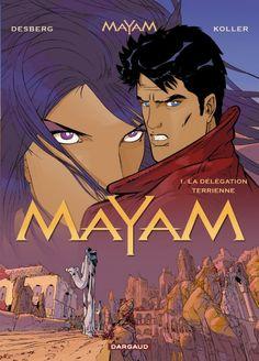 Mayam - Tome 1 - La délégation terrienne
