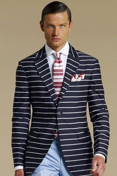 Hackett. Fresh fashion inspiration daily, follow http://pinterest.com/pmartinza