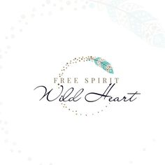 awesome new age bohemian logo for Free Spirit Wild Heart! Design by Friendly LabelAn awesome new age bohemian logo for Free Spirit Wild Heart! Design by Friendly Label Makramee Design Logo, Design Poster, Custom Logo Design, Logo Design Contest, Custom Logos, Branding Design, Web Design, Logo Inspiration, Logo Arbol