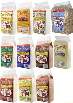 Gluten Free Mixes