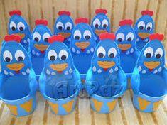 Resultado de imagem para decoração de festa infantil galinha pintadinha como fazer
