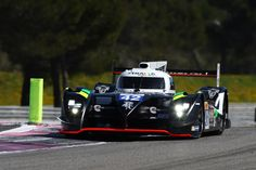 Strakka completes over 1000km of testing at Paul Ricard