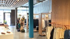 Your Local Guide To Style and Fashion in Zurich: STORES & GOODS presents KEVIN IN THE WOODS// Kreis 4