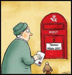 Post Danmark.