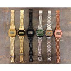 Pushing The Boundaries – Casio Watches Casio Vintage Watch, Vintage Watches Women, Retro Watches, Casio Watch, Watches For Men, Retro Mens Hairstyles, Party Hairstyles, Long Hairstyles, Wedding Hairstyles
