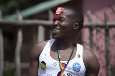 The 3rd Uganda Pride Parade was held on the beach of Entebbe on August 9, 2014, only days after a high Ugandan Court declared the anti-gay law passed in Dec. 2013 unsconstitutional. (Photo AP/Rebecca Vassie)