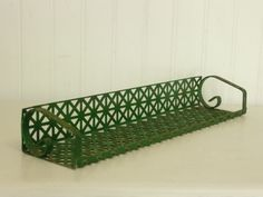 RARE 1960s Spice Rack Punched Metal Spice by NewLifeVintageRVs