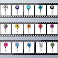 JW.org badge reel choose from 16  designs / colors by boloties #JW.org #badge #reel choose from 16  designs / colors by #boloties http://etsy.me/1C7fN4f via @Etsy #etsy #jehovah #witness #convention #jw