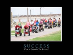 You can be successful as a mom!