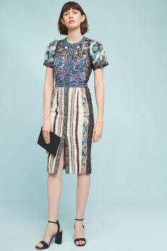Beguile By Byron Lars  Lavenia Sheath Dress