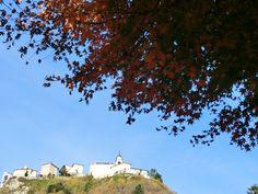 Sacro monte varallo UNESCO - vista dal basso #sacrimontisocial