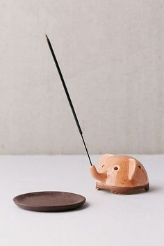 Shop Ellie The Elephant Incense Holder at Urban Outfitters today. We carry all the latest styles, colours and brands for you to choose from right here. Diy Incense Holder, Ceramic Incense Holder, Ceramic Clay, Ceramic Pottery, Pottery Art, Diy Clay, Clay Crafts, Insence Holder, Ceramic Elephant