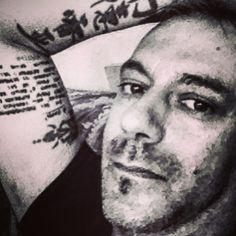 My Tattoos Tell My Life