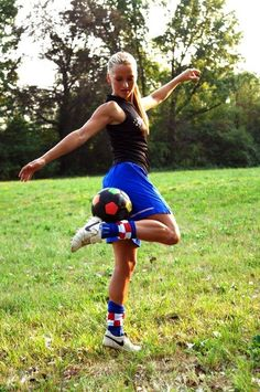 Soccer girls are trending... (Soccer for #cardio)