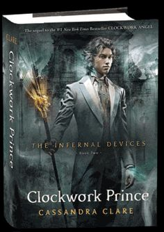 31 Days of Teens' Top Ten:  Clockwork Angel