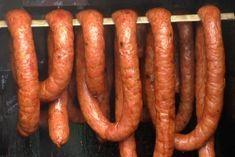 Kiełbasa ze Śliwowicą – Blog kulinarny Smoking Meat, Hot Dogs, Sausage, Ethnic Recipes, Blog, Dinners, Dinner Parties, Sausages, Food Dinners