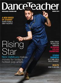 Our March cover-star Nick DeMoura makes moves for today's hottest pop artists, from Justin Bieber to Ariana Grande. Check out the issue!
