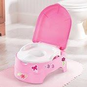 My Fun Potty Pink Baby Toilet Training Infant Potty Training Toddler Training