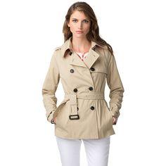 3bdd08b37740f Tommy Hilfiger SS13 New Classic Trench Coat  tommyhilfiger  SS13   womenswear  Spring2013 Femme
