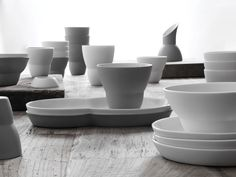 New Ceramic Collection from Vipp