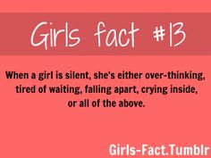 funny female quotes and facts | added june 26 2012 image size 500 x 375 px more from girls fact tumblr ...