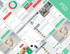 Rectangles - Clean UI kit
