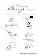 creating monograms