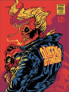 Queens of the Stone Age by Zombie Yeti Studios