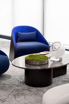 Lobby Design, E Design, Interior Design, Small Sofa, Lounge Areas, Interior Accessories, Kids Furniture, Modern Decor, Armchair