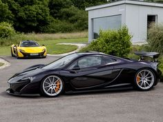 It Was Bound to Happen: Leno Buys a McLaren P1