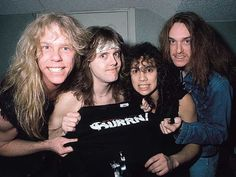 Rankopedia: Metallica:Best song on their album Master of Puppets.