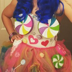 Katy Perry 🍭 Katy Perry Costume, Costumes, Dress Up Clothes, Fancy Dress, Men's Costumes, Suits