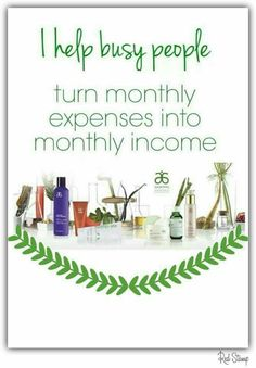 I teach people how to build their own online business. The commodity is vegan health and wellness. It's a digital storefront so this is something that can fit right into what you are currently doing. And we are just now expanding globally so business is BOOMING! For more information contact me. www.nicolechampagne.arbonne.com