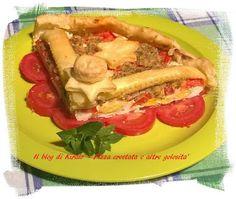 Il blog di Kiralo': Torta salata di Ferragosto