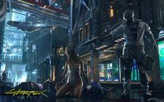 Cyberpunk 2077 wallpaper for desktop background, 457 kB - Osvald London