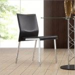 $499.00 ZUO Modern - Boxter Leather Dining Side Chair (Set of 2) - 240448