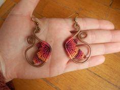 It's cute earring.