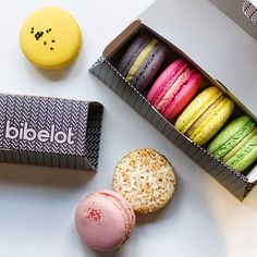 Happy Friday everyone! Don't forget we are open until 10pm tonight and Saturday if you need a late night sugar fix #bibelot #macarons #friday #weekend #dessert #sugar #melbourne #melbournecafe #cafe #foodporn #colour #foodgasm #packaging #food #foodie
