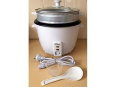 10-Cup Rice Cooker with Steamer Basket is listed For Sale on Austree - Free Classifieds Ads from all around Australia - http://www.austree.com.au/home-garden/appliances/small-appliances/10-cup-rice-cooker-with-steamer-basket_i2384