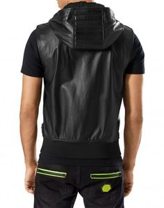 Philipp Plein Men's Jackets: Leather, Denim, Fur Jackets for Men | Philipp Plein