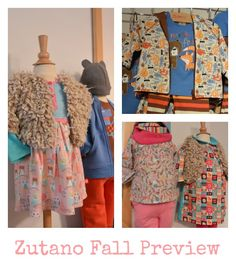 Zutano Fall Preview | MomTrends