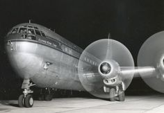 Pan Am Boeing Stratocruiser