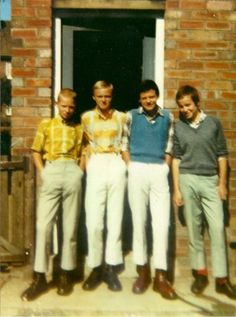 Spirit of '69 - the transition from hard mod to skinhead is very apparent here.