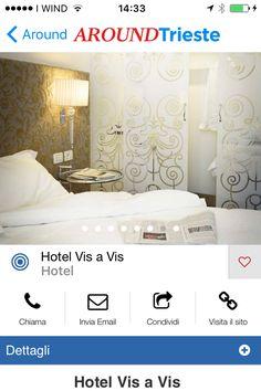 #HOTELVISAVISTRIESTE A POCHI PASSI DALLA BELLISSIMA PIAZZA DELL'UNITA' SPAZI CONTEMPORANEI ESSENZIALI INCONTRANO ELEMENTI CLASSICI www.hotelvisavis.net