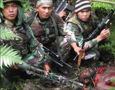 The people of West Papua have been suffering under Indonesian occupation since 1962. Over 500,000 civilians have been killed, and thousands more raped.