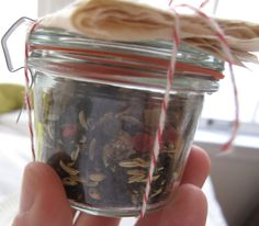 """Edible Gift Idea: The Best Chai Tea Mix! - """"It makes a great gift, especially if given with a hand-thrown mug and one of those long, involved novels that are best read in January. (Armchair optional.) It's also great to keep a few batches on hand as hostess or last-minute gifts."""""""