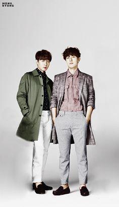 Shinhwa | Andy & Dongwan