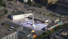 Amos Anderson Art Museum in Helsinki by JKMM Architects
