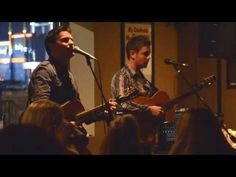 Neil Bryne and Ryan Kelly of Celtic Thunder on their Acoustical  Tour