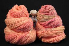 vlna merino - JAR - ručne farbená - na pletenie :: eshop.vlna-art.sk Hand Dyed Yarn, Yarns